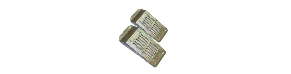 RSS - Surface Mount  Slotted Screen