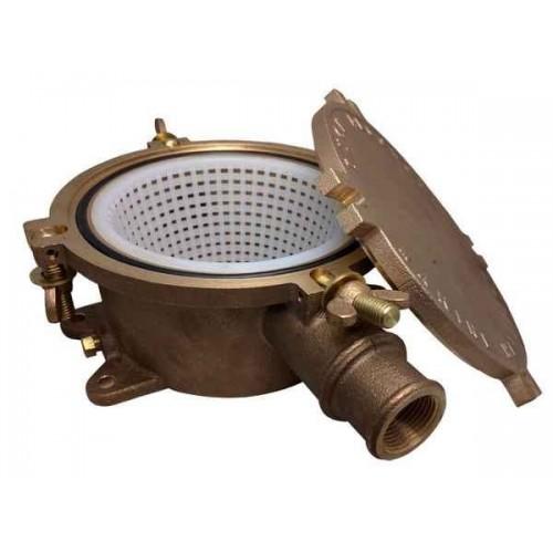 Intake Water Strainer Low Profile 00LPWS125S