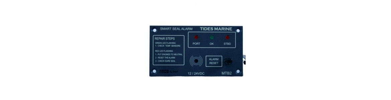 Tides SMART Seal Temperature Alarm System