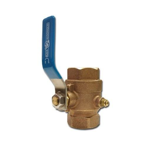Bronze Low Profile Ball Valve 00BBV100LP