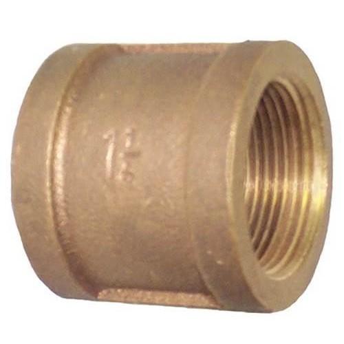 """Bronze Coupling 1/8"""" 00111011"""
