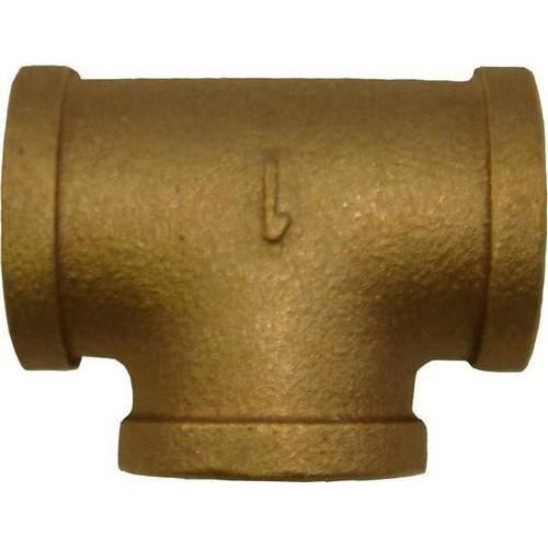 """Bronze Tee 1/8"""" 00106011T"""