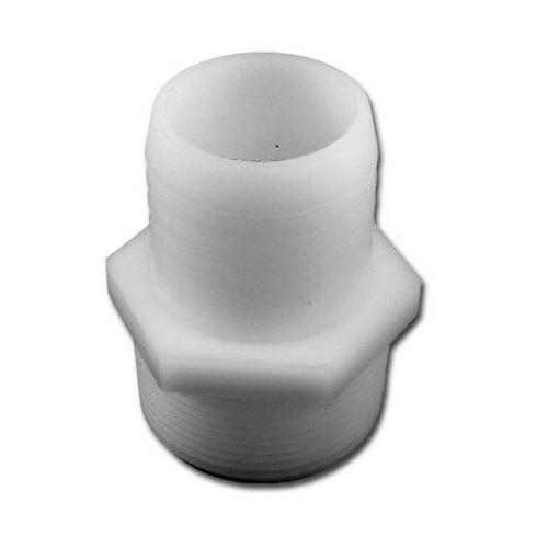 """Tuff-Lite"" Nylon Hose Adapter 1/4"" Hose to 3/8"" Pipe 60TN23"