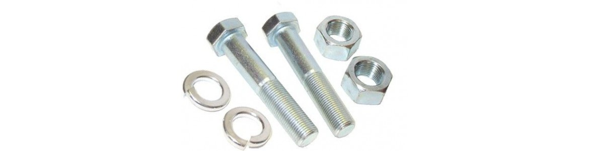 Split Coupler Pinch Bolt Sets