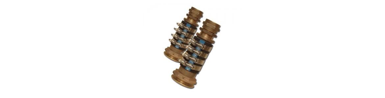 Thru Hull Style Shaft Logs - Complete
