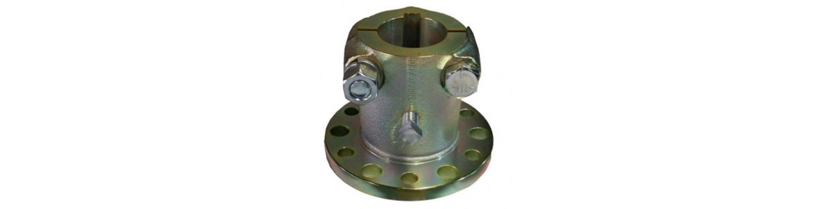 "9.000"" Flange for Allison, Twin Disc & ZF"