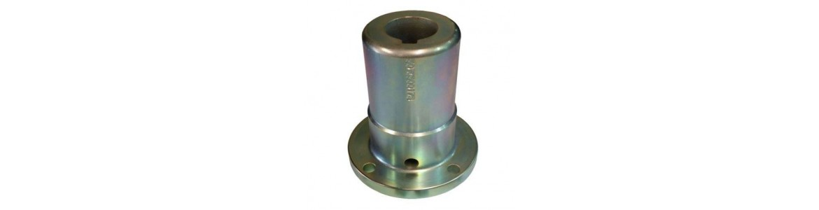 "8.860"" Flange for ZF"