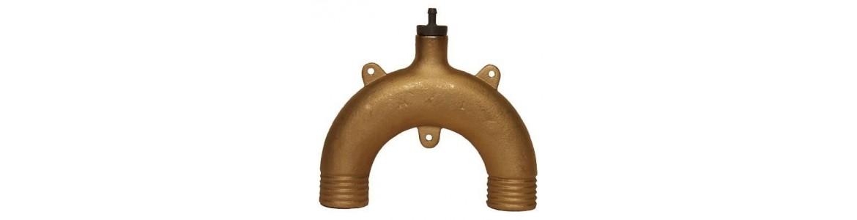 Bronze Vented Loop