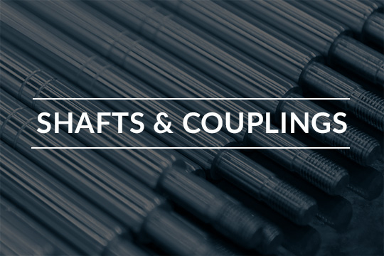 Shafts & Couplings
